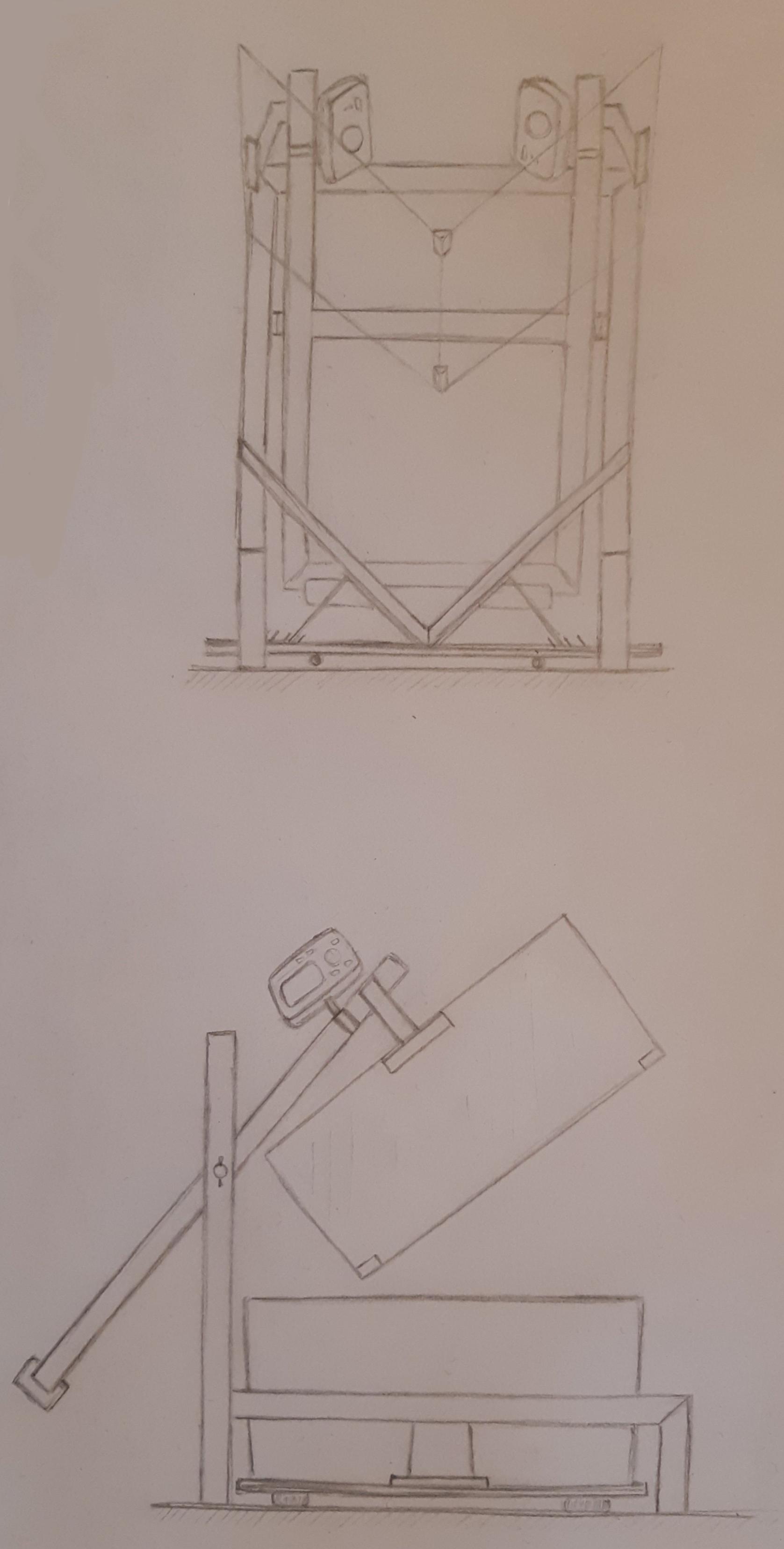 Konstruksjonsskisse